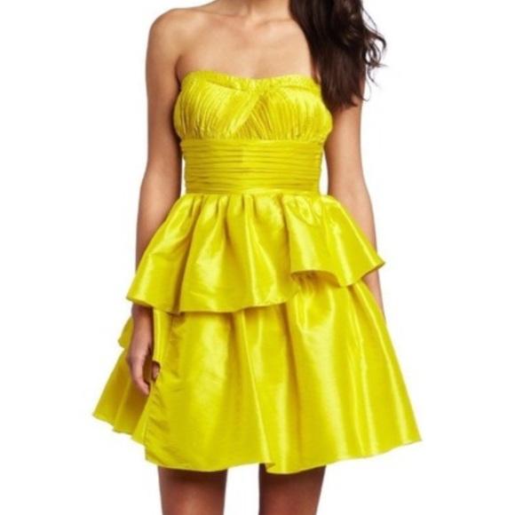 Jessica Simpson Dresses | Strapless Prom Dress | Poshmark